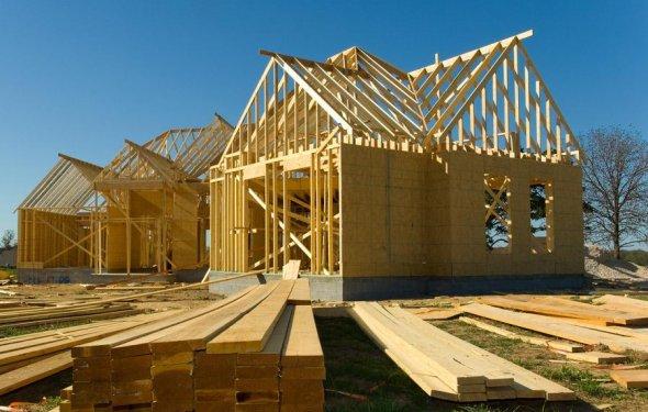 Строительство дома —