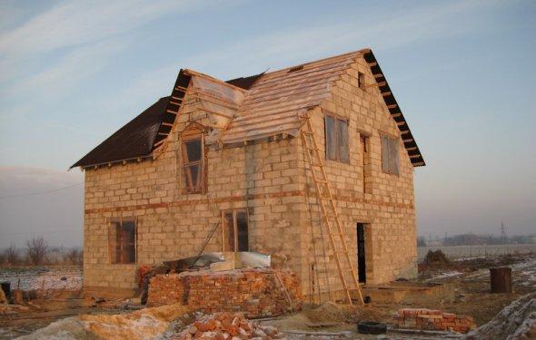 Строительство домов своими