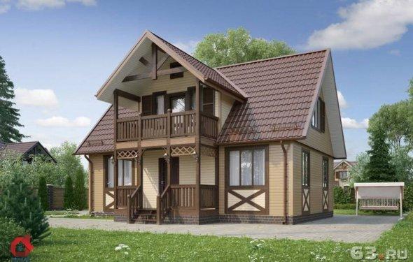 Строительство домов под ключ в