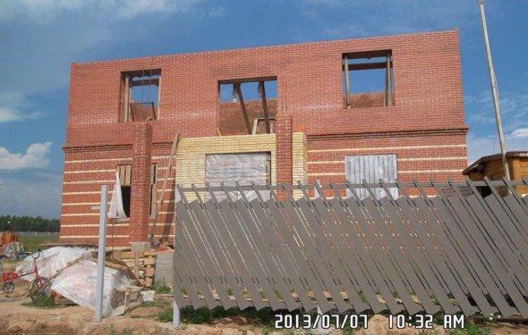 Строительство двухэтажного