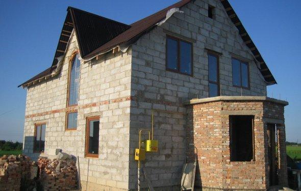 Жж строительство дома своими
